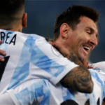 Lionel Messi escapes serious injury